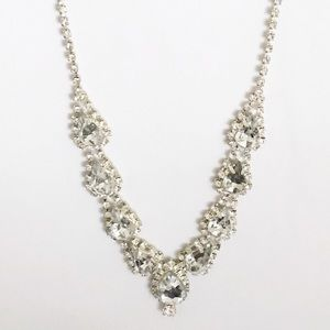 9-gem Necklace, 20""